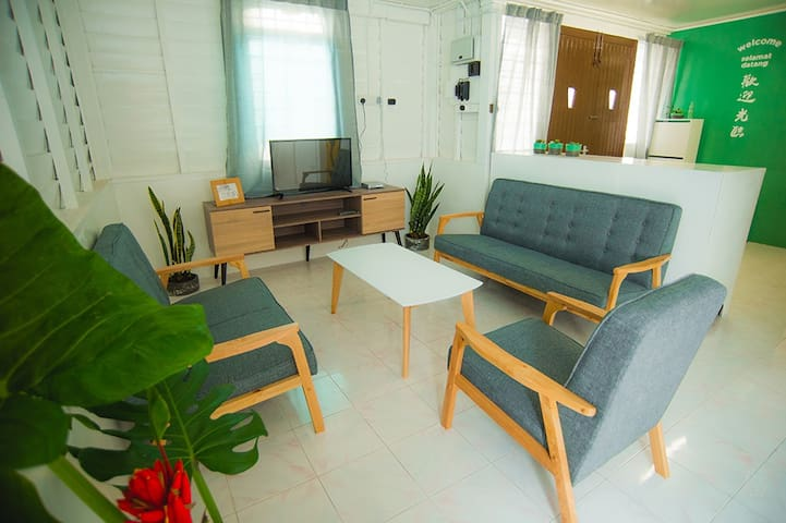 Double Storey Village House@Kea Farm (chu KeaFarm)