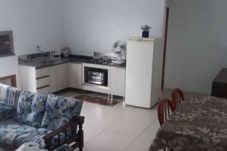 Apartamento 3/Casa - Arroio do Sal