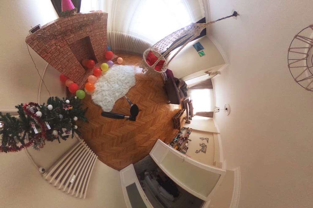 Living room 360