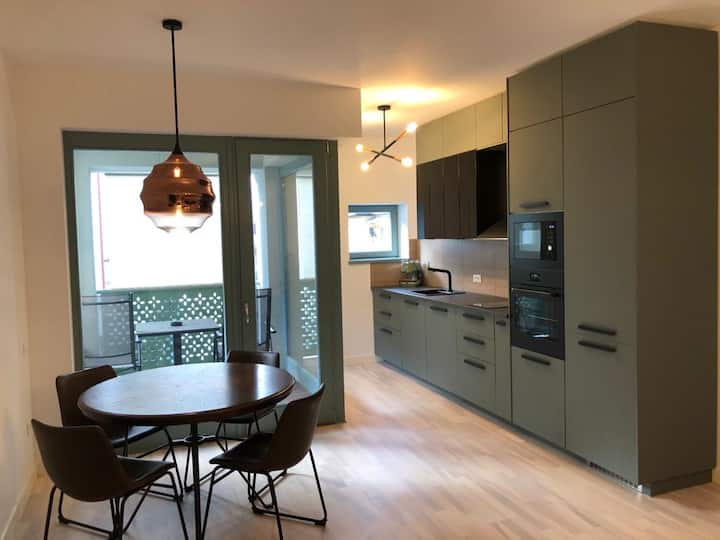 Modern Luxury apartment in the old town of Brasov