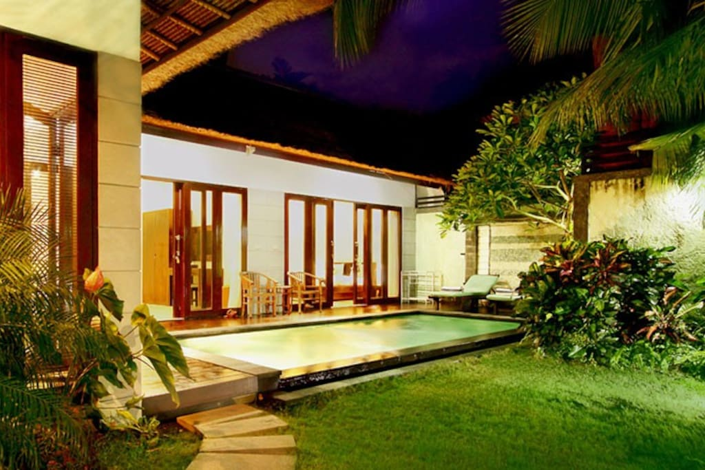 Abimanyu I - 2 Bedroom Pool Villa