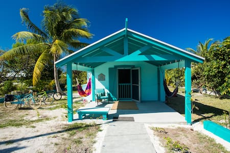 Cozy Cay Casita 3 min walk to beach - Spanish Wells - Ev