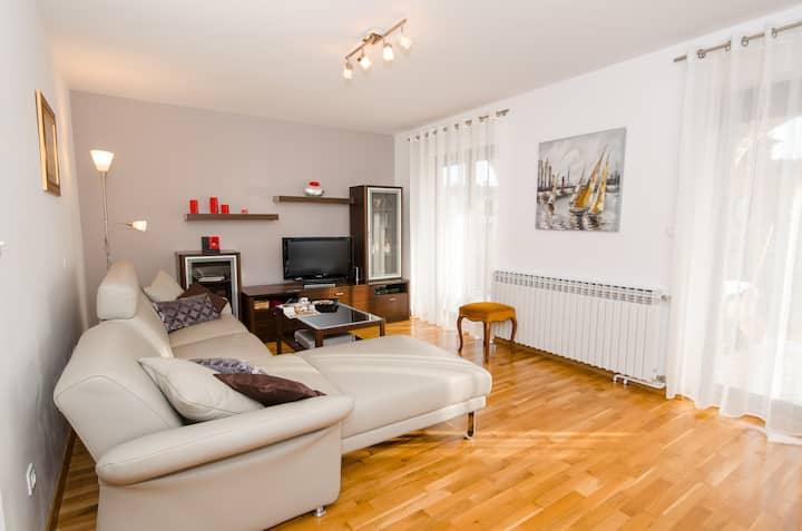 3 bedroom open space apartment, terrace, parking