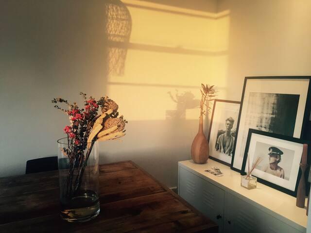 Sunny top floor Sydney flat - Bellevue Hill - Apartament