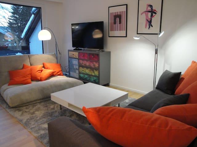 Braunlage Am Brandhai 11 - Braunlage - Apartament