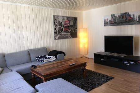 Nice apartment close to city center(incl. parking) - Flat