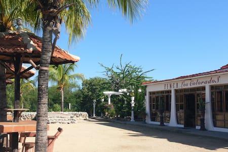 FINCA LOS COLORADOS-Habitacion No. 3 - Pension