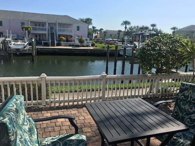 St Petersburg Waterfront Tampa Bay canal views