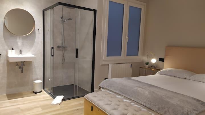 Apartamento luminoso, totalmente renovado
