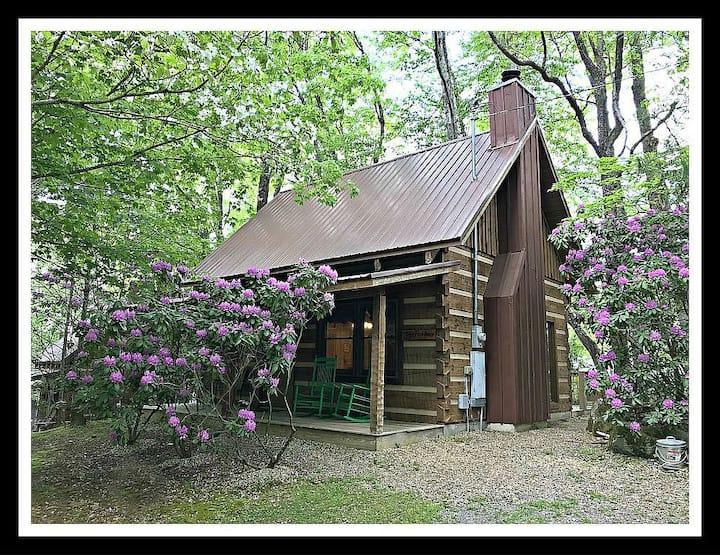 Creek Side Cabin Near Downtown Gatlinburg