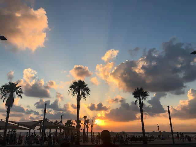 Tel Aviv - Holon vacation gateway suite