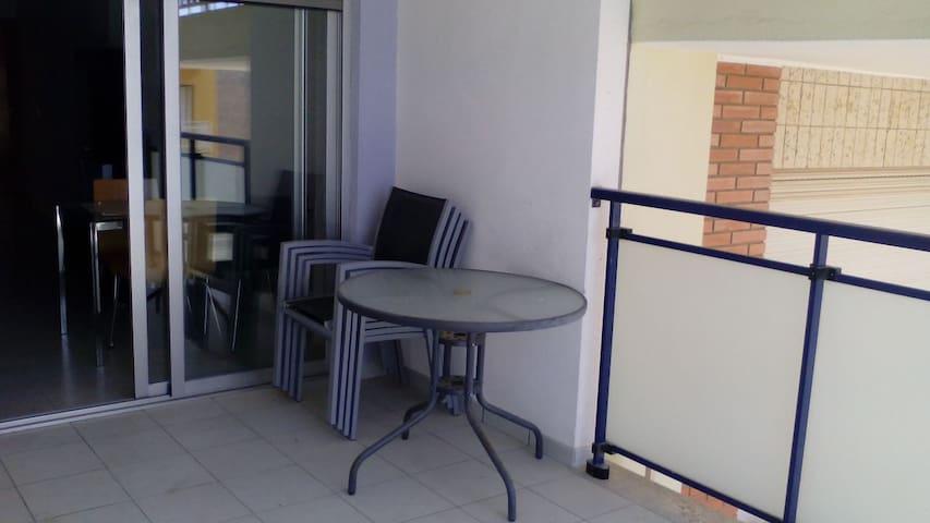 apartamento con vistas al mar - Platja de Nules - Apartment