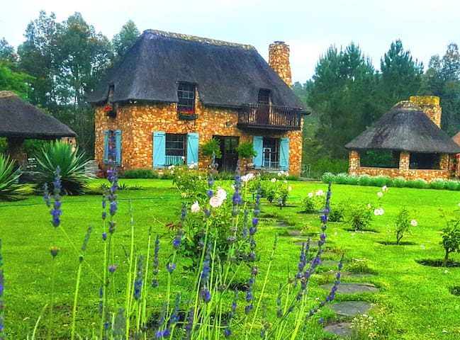 ARABELLA GUEST FARM -THE OLD CLUBHOUSE - South Cape DC - Apartment