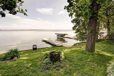 Lake Kegonsa - The Bascom Cottage- Near Madison