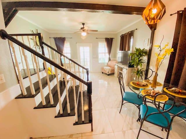 New! Starfish Villa @Calypso House/Near Palm Cay