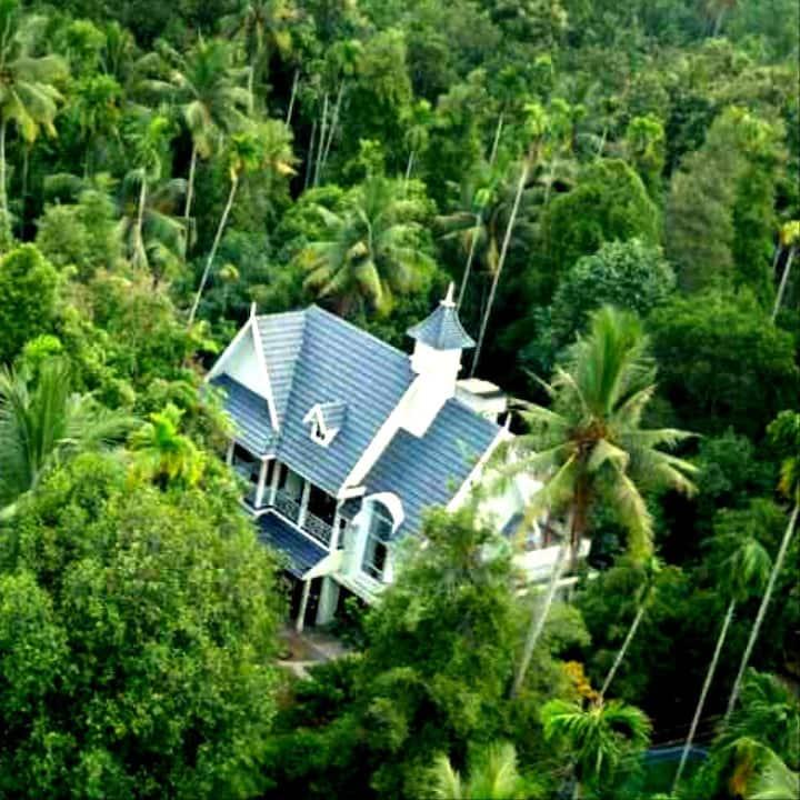 Nutmeg Tree Farm Stay near Kochi
