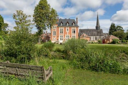 Magnifique propriété piscine, golf privé, Sologne - Chaon