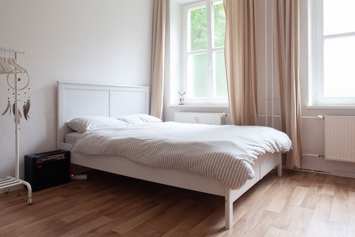 Sunny and beautiful room in Central location