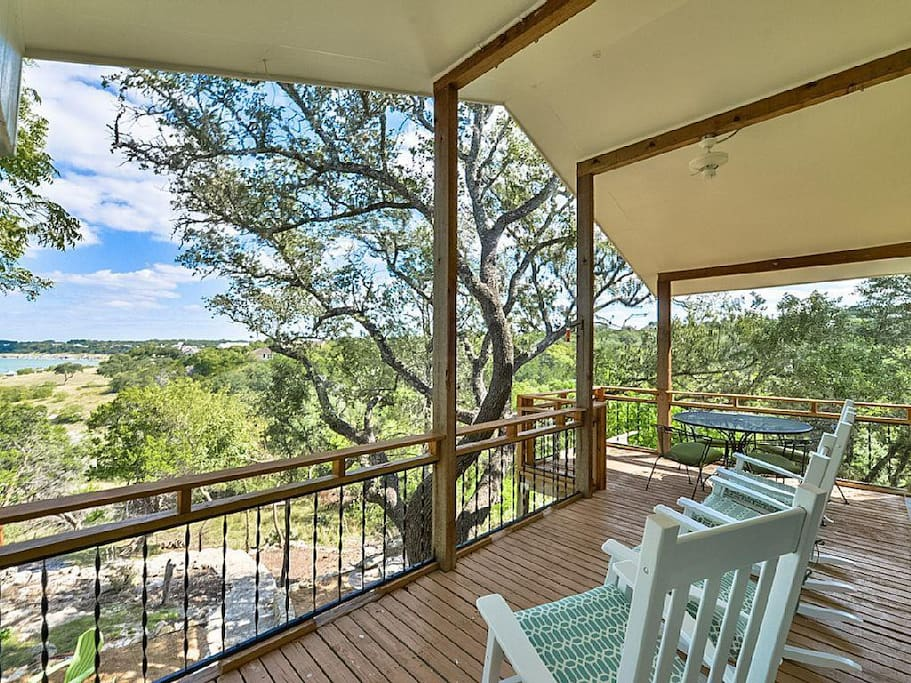 Beautiful Lake View - Walk directly to the lake from this Waterfront Home