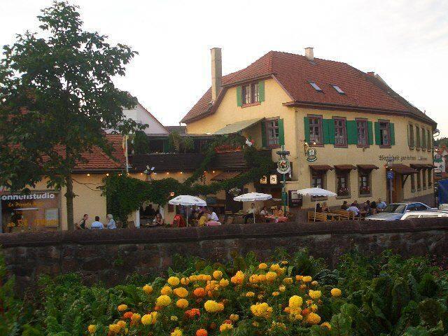 Gasthaus Alte Brauerei, (Ettenheim), Doppelzimmer mit Dusche und WC