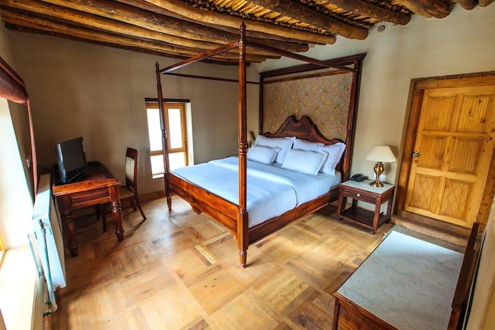 WoodyVu Saboo Heritage Villa, Leh - Saboo - Vila