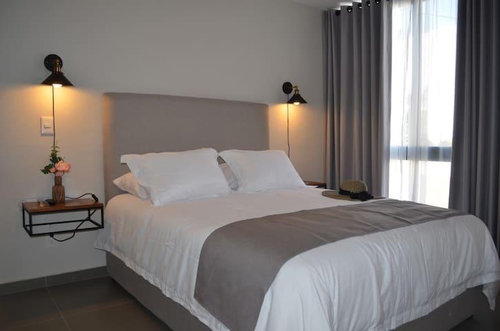 second floor loft w/premium mattresses 4