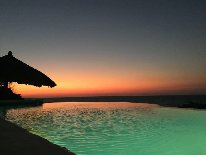 Casa Mediterránea. La mejor vista