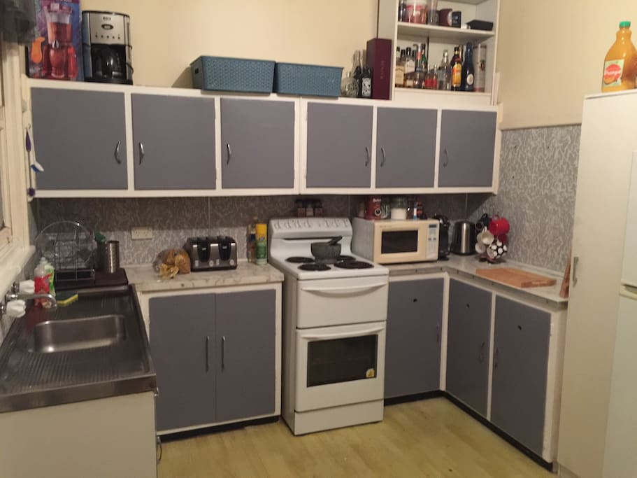 Our small kitchen