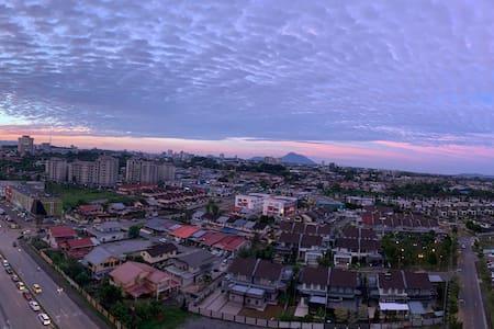 GV28LAM@ VivaCity Megamall Kuching #GreatView28