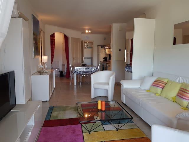 Appartement standing Valras plage - Valras-Plage - อพาร์ทเมนท์