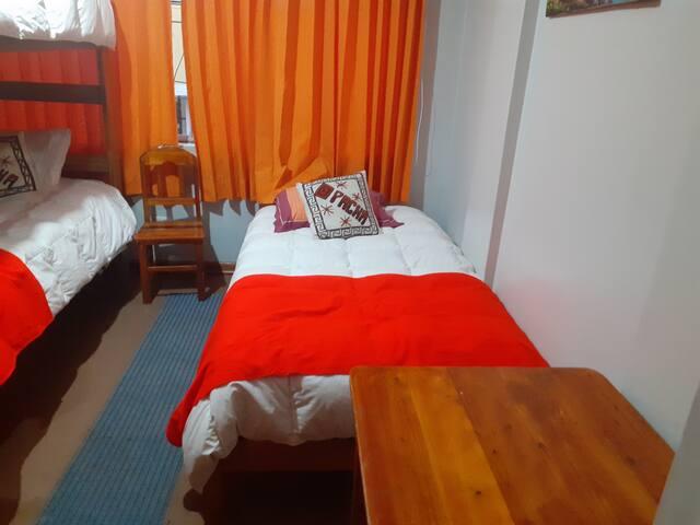 Hostel muy economico