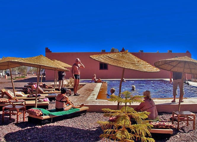 room ait ben haddou l'Escale - tazentoute - Bed & Breakfast