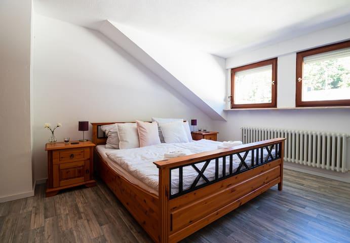 70 m² | 2 Zimmer Ferienwohnung Auszeit