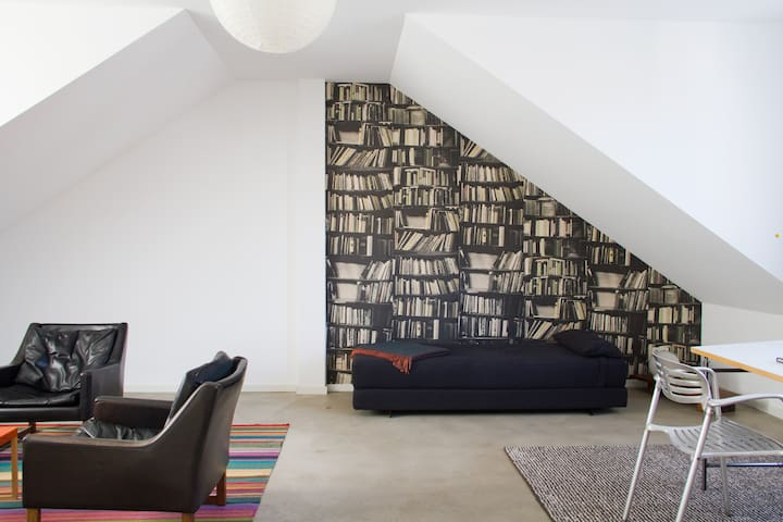 design apartment Ehrenfeld - fair - Kolonia