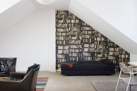 design apartment Ehrenfeld - fair - Cologne - Apartment