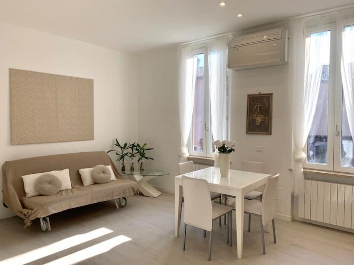 Grazioso appartamento in centro a Crema