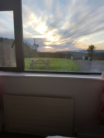 Cosy room with sea views - clonakilty  - Casa