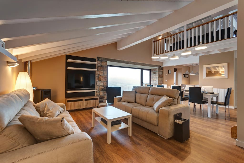 el balcon de la lomba apartamentos rurales houses for rent in la lomba cantabria spain. Black Bedroom Furniture Sets. Home Design Ideas
