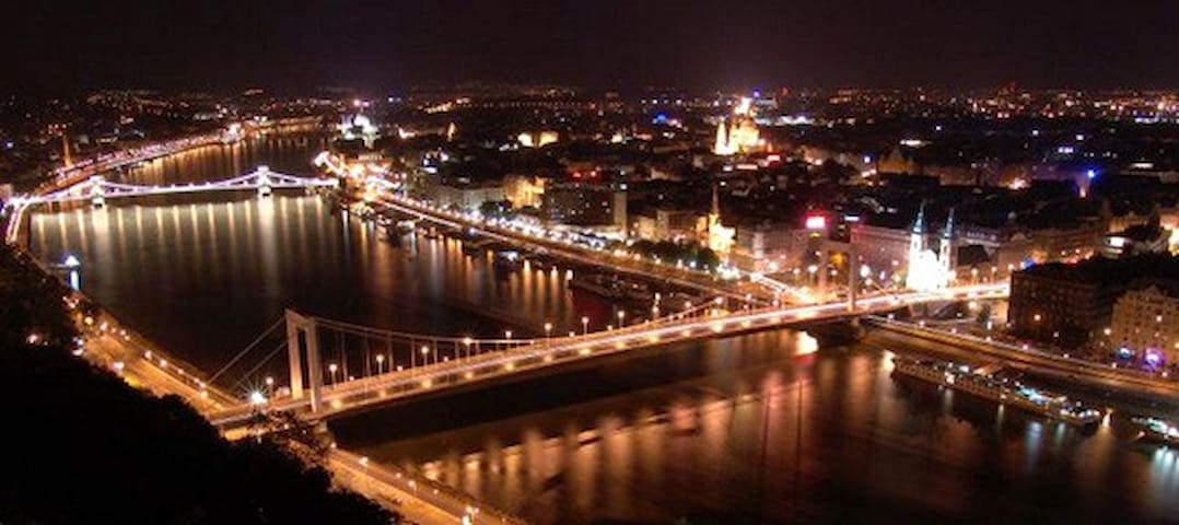 Sweet private flat in the center :) - Budapest - Apartment