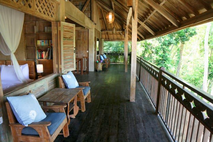 Artist Eco Villa In Ubud Bali