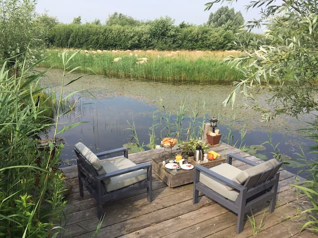 B&B Nature in Meppel - Meppel - Maison