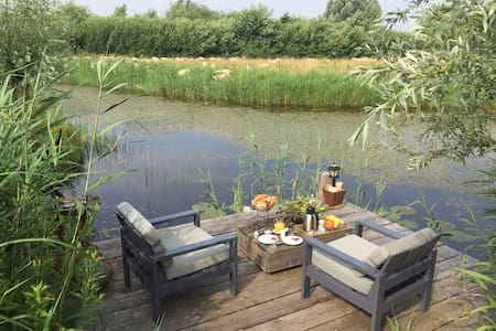 B&B Nature in Meppel - Haus