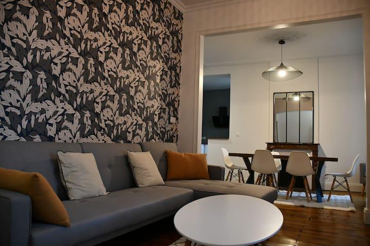 Maison bourgeoise Haussmannienne