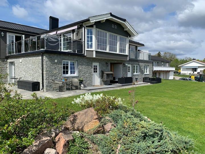 En koselig leilighet på Åskollen i Drammen