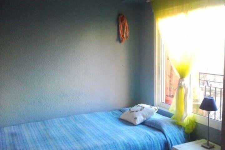 Private room with 2 beds - València - Apartamento
