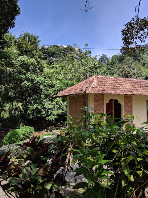Janda Baik River Side Private Cottage