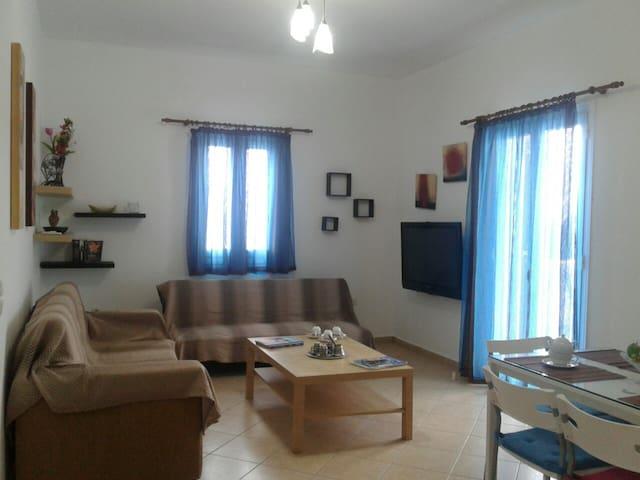 Ioanna 's Apartment 80m2 at Agia Pelagia Kythira