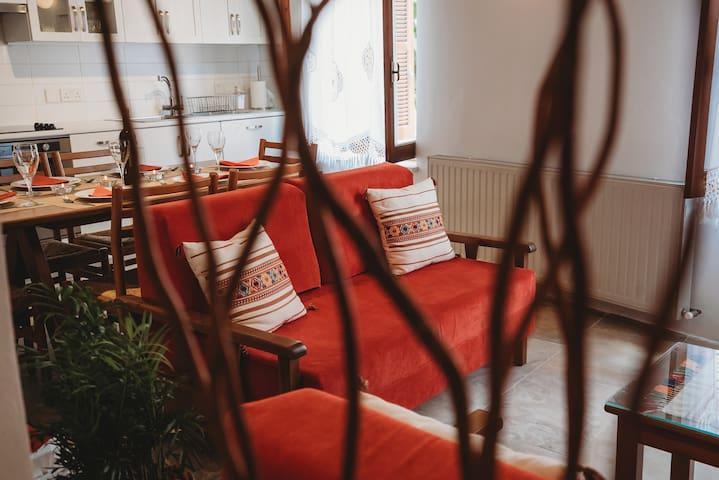 Luxury Garden Villa/Fully Equipped
