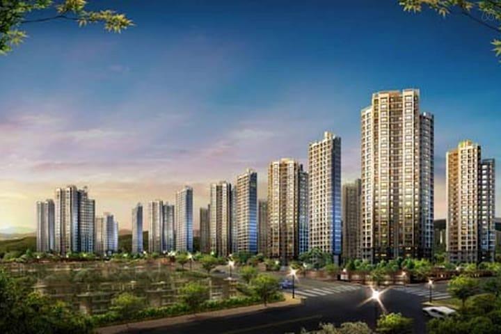 Ocean View Prugio Apartment Ulsan