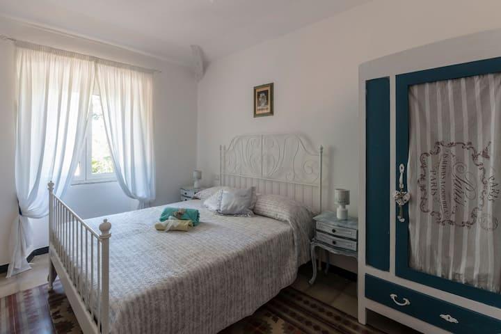 La Brigna B&B | Il Bosco sul Mare | stanza blu